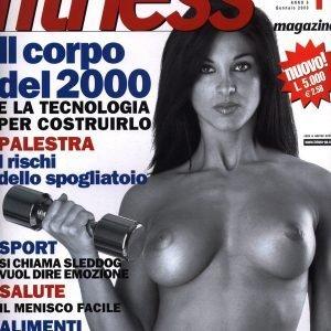 cover fitnessMagazine '00